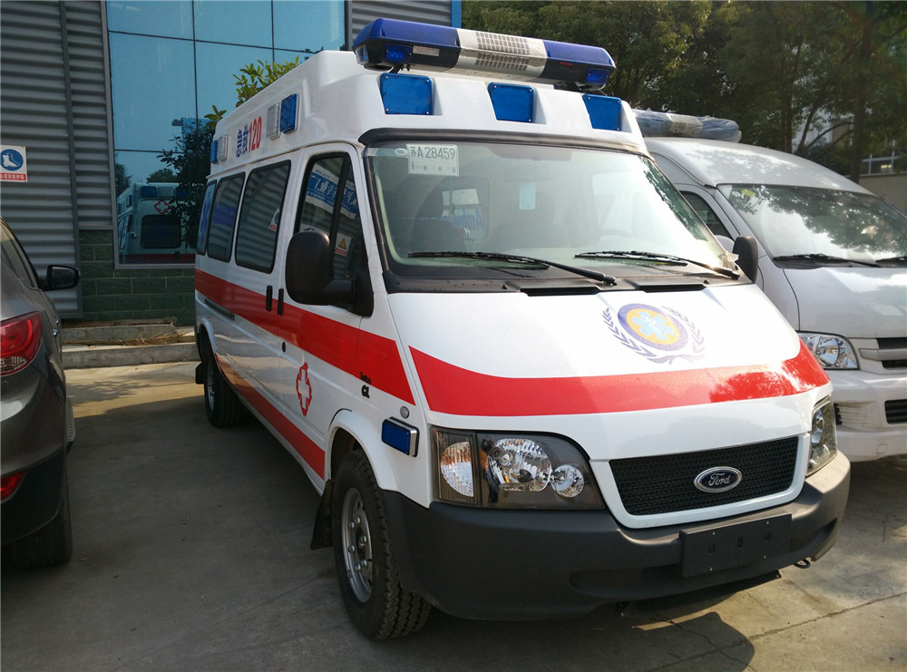Ford ambulance best quality for hospital