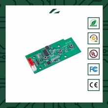 Electronic Circuit Board For Solar Mobile Phone Charger