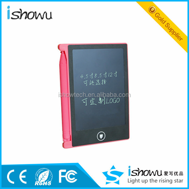 4.5/8.5/12 Inch LCD Electronic Writing Tablet/Kids Magic Touch Screen Drawing Board,Paperless,Non-toxic,Protect Eyes Well