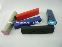 classical handmade cleaing glasses case for reading glass or pens