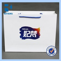 Custom Low Cost White Kraft Craft Paper Bag Print Price,Printed Take Away Fast Food Kraft Paper Packaging Bag With Window