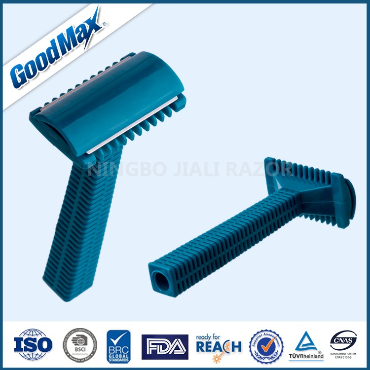 Disposable double edge balde medical safety razor