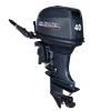 Seawalker 2 Stroke 40HP boat motor marine outboard engine made in china