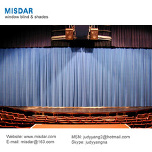 Stage curtain, Motorized Stage curtain system, Roll up stage curtain