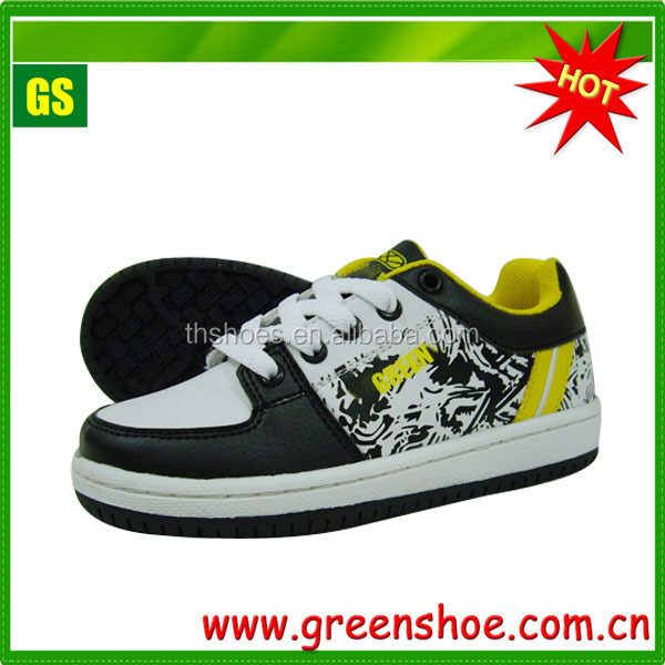 wholesale china boy kids shoe kid lace boy child leisure shoes manufacturer