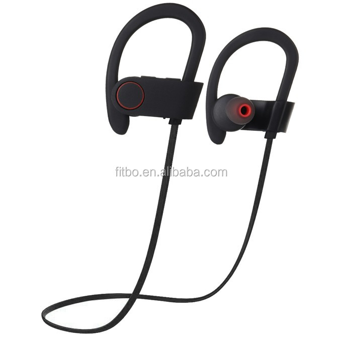 Genuine Tail number redial earphone bluetooth sport headphone for Iphone SE 5s 5C