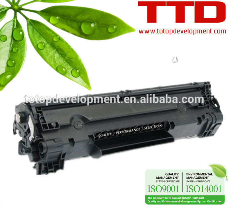 TTD original quality Compatible toner for HP CB435A toner for HP LaserJet P1005 P 1006 Toner cartridge