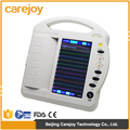 Manual/Auto/Analysis modes LCD display Touch screen Digital 12-channel Electrocardiograph