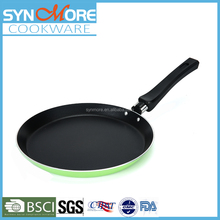 Aluminum Griddle Pan And Ceramic Coating Griddle Pan