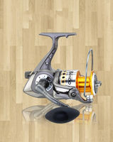 Top grade crazy Selling lighter and strong spinning reel