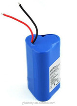 christmas light 18650 2400mAh cylindrical Lithium Ion power Battery factory for UPS emergency