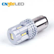 5 sides emitting car led light white amber auto lamp ba20d led