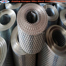Coil Perforated Metal Mesh Made in china (manufacturer)