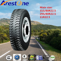 used cheap truck tyre 315/80R22.5 295/80R22.5 11R22.5 from china