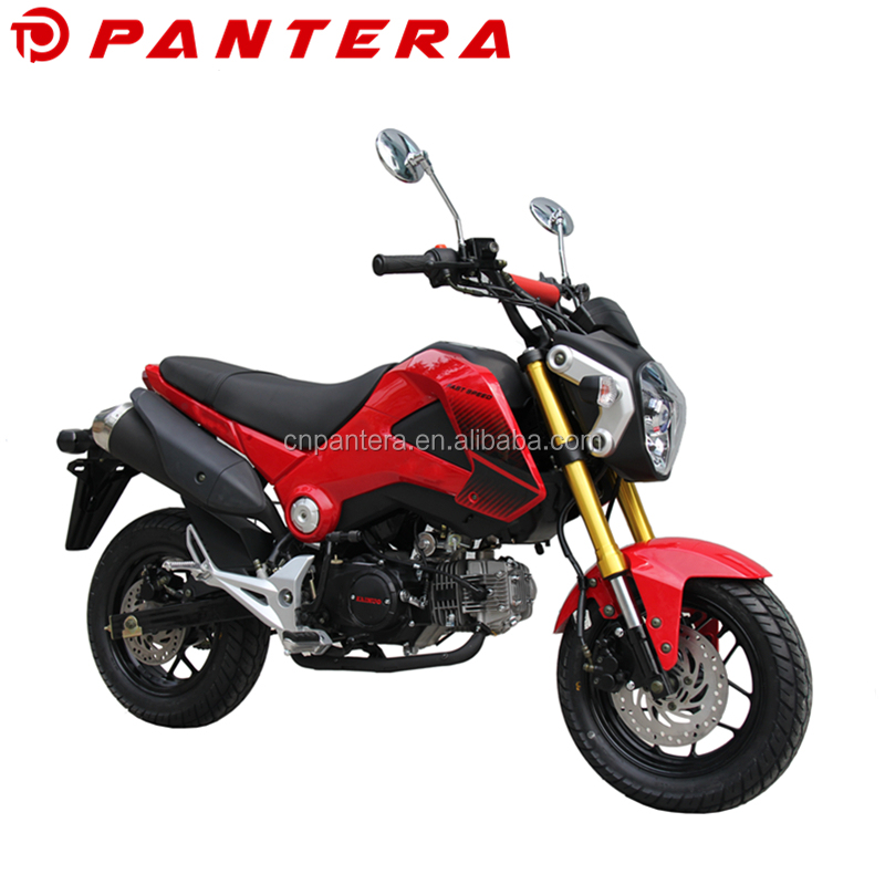Chinese Mini Pocket Sport Gas Racing Kids Monkey Motorbike 110cc