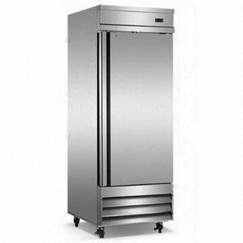 Reach-in Refrigerator, Conforms to UL/NSF and Energy Star (Pending), Made of Stainless Steel