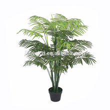 indoor artificial palm trees plants decorative for sale