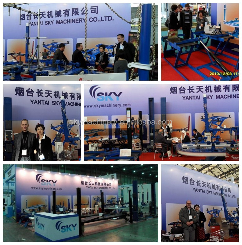 auto baking oven car paint line workpieces paint line