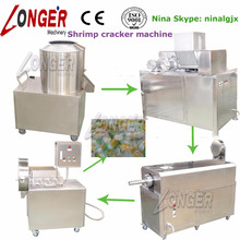 Automatic Shrimp Cracker Machinery Krupuk Udang Machine