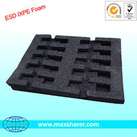 esd packing foam ( Conductive Foam, Packaged Foam,PU/PE/EVA foam)