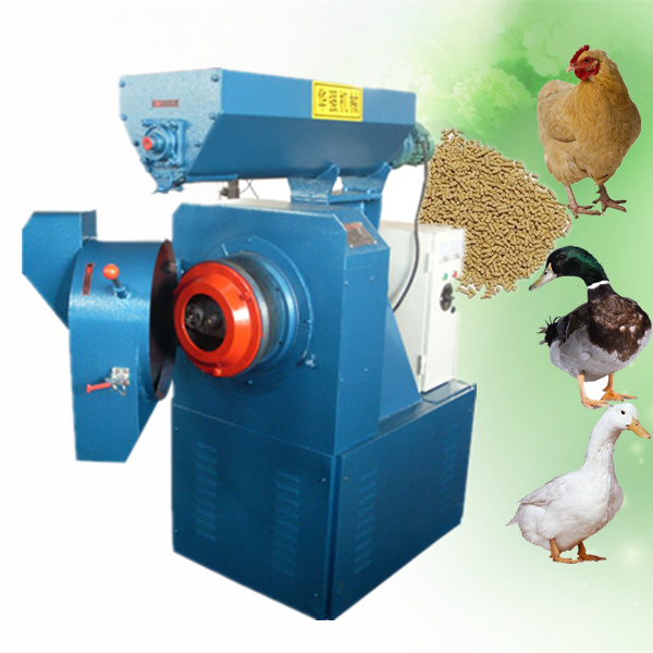 Automatic Ring Die Small Poultry Feed Mill
