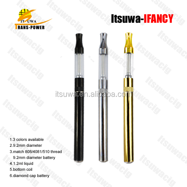808d battery mini bulk e cigs ifancy electronic cigarette personal vaporizer