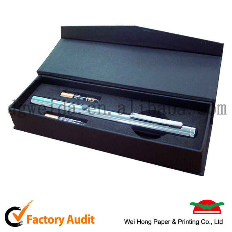 paper rigid box for pen packing
