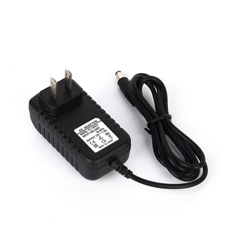 CE RoHS FCC 12V 1A switching power supply for halogen lamp adapter