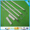 White Fiberglass Baton For Drapery Hardware 9.5mm curtain Wand