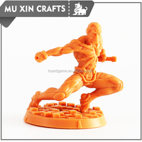 High Glossy figure for games custom color and sizes game miniatures