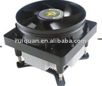 Hot selling! CPU fan ,heat sink with copper insert(intel LGA 775 series applicated)