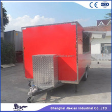 JX-FS500 brand new food trucks for sale multifunction crepe food cart food truck ice cream