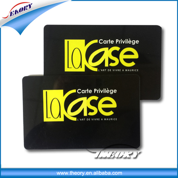 Customized Offset Printing PVC Business Card