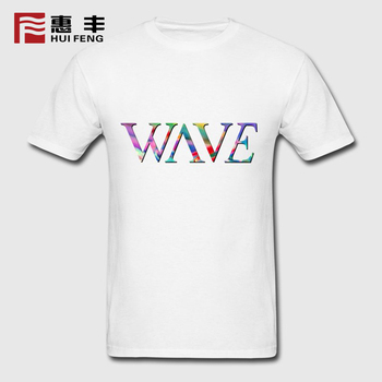Adult High Quality Plain Graphic T Shirts Custom Printed Algodon Polyester , Custom T Shirt Decals