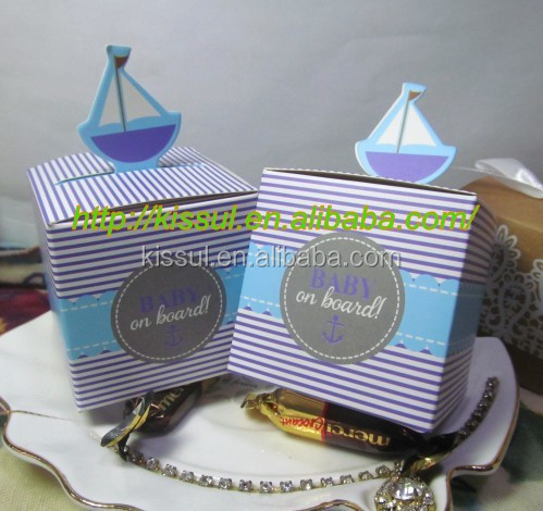 Little Peanut Elephant Wedding and baby Candy Box