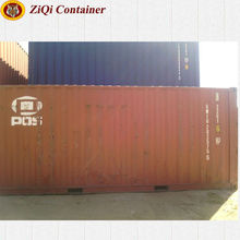 cheap used sea container for sale (various sizes) China supplier