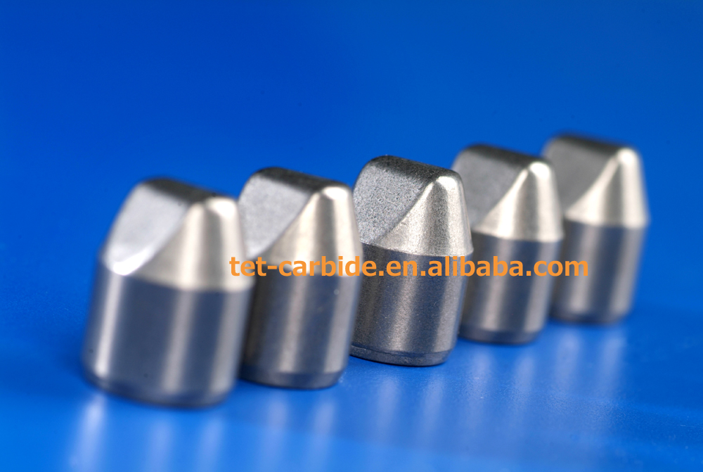 Cemented Carbide Coal & Mining Drilling Tools in Different Shape