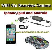 wireless wifi rear park assit camera