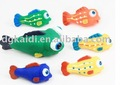 Hot sale OEM high quality plastic pvc ocean animal fish toy