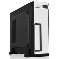 SAMA micro atx acrylic computer case and towers