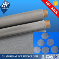 5 10 50 micron food grade stainless steel oil mesh filter
