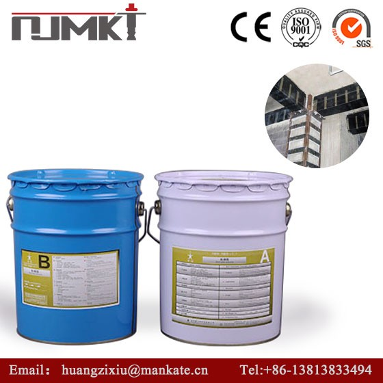 NJMKT adhesive for sticking carbon steel glue for bonding steel plate