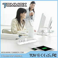Tommox USA surge protector socket with usb power cube