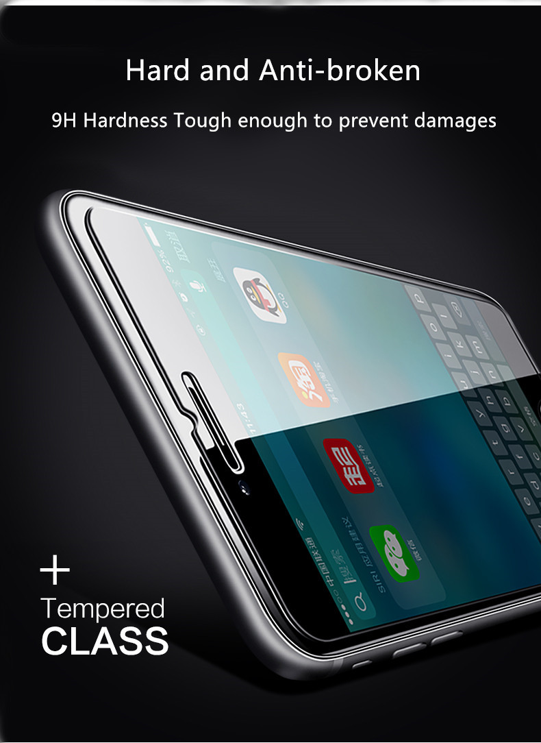Allvcover iPhone tempered glass screen protector (7)