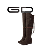 Made in China Hot sale Sex Girl 3d Picture High Heel Tassel Ladies Boots