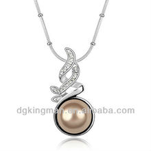 2013 Fashion Pearls Design Jewellery Rosary Necklace