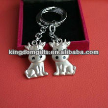 specialized in couple Metal Keychain