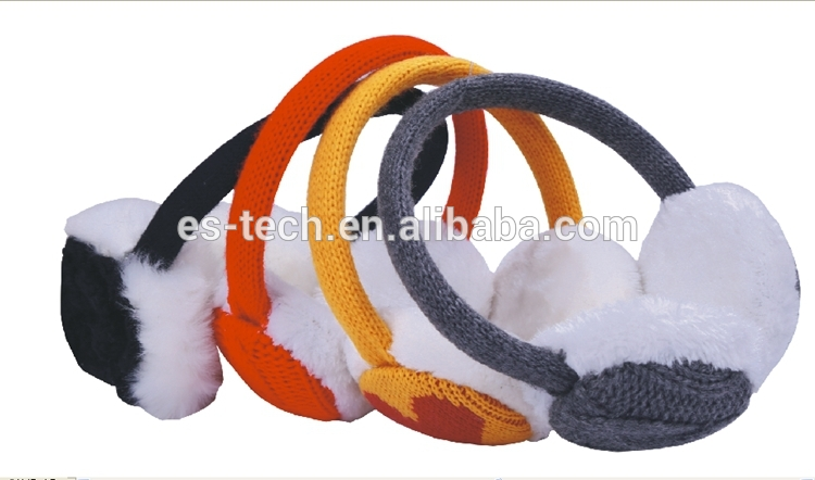 2016 mobile accessories christmas ear muff