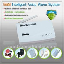Wireless Mobile Call GSM Alarm System