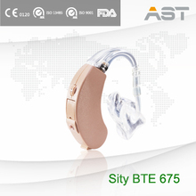 updated new ear hook BTE hearing aid